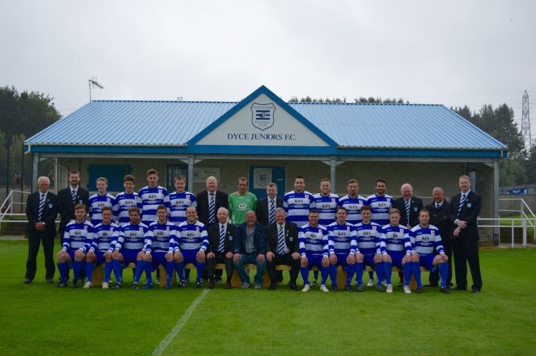 Dyce Juniors FC - 2015-16