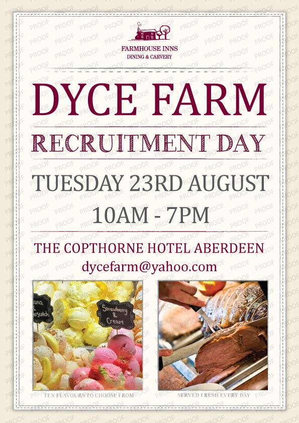 dyce farm recruitment